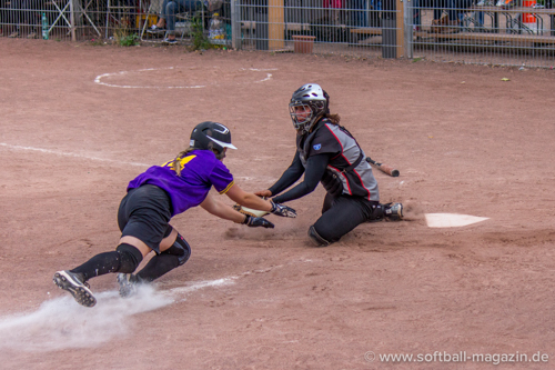 NordicPhotos - DBV BL Playoffs 2014 Hamburg Knights vs Haar Disciples Game 1